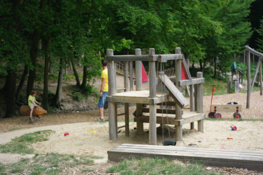 Parki i place zabaw w Wiedniu