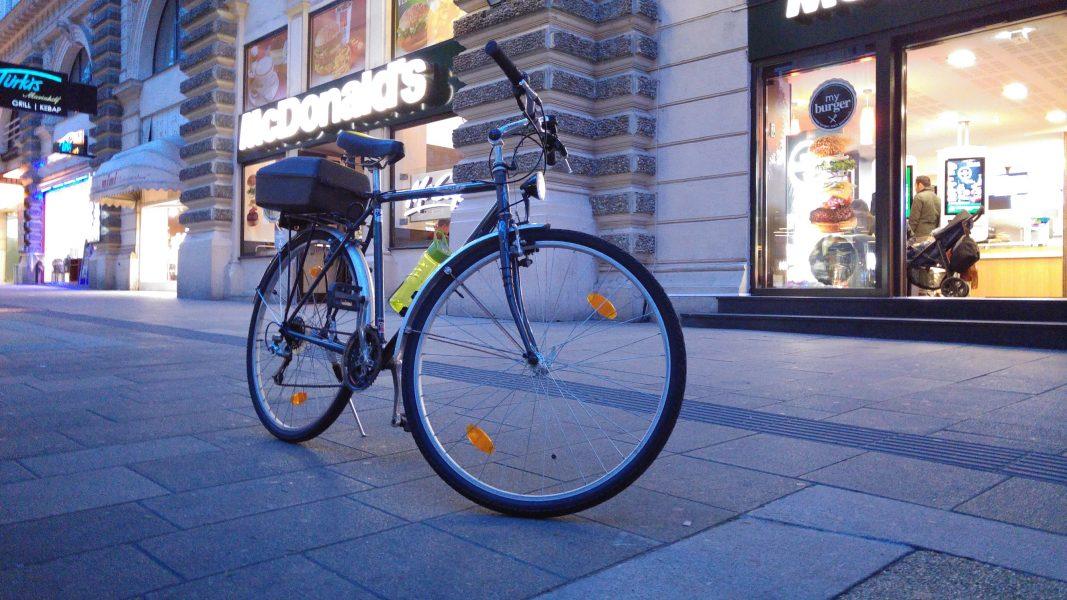rowery miejskie Citybike w Wiedniu