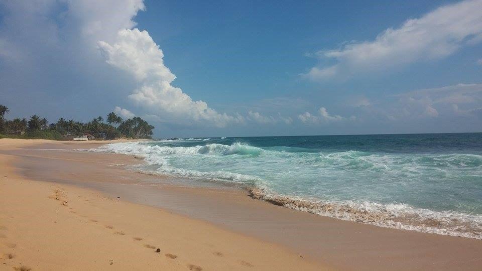 Ocean Spokojny Lanka