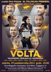 Volta. Najnowszy film Juliusza Machulskiego. @ Megaplex Gasometer Guglgasse  | Wien | Wien | Austria