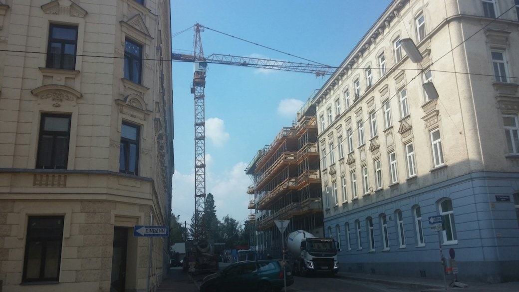 Gemeindewohnung w Wiedniu