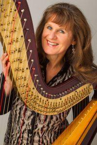 Konzert von Harfenistin Monika Stadler