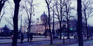 w Wiedniu