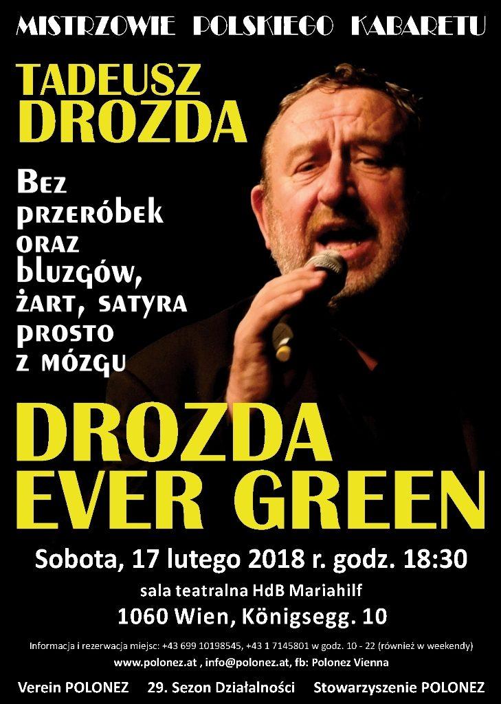 Kabaret Drozda w Wiedniu