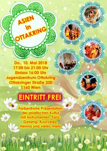 Asien in Ottakring- Impreza dla wszystkich @ Jugendzentrum Ottakring | Wien | Wien | Austria