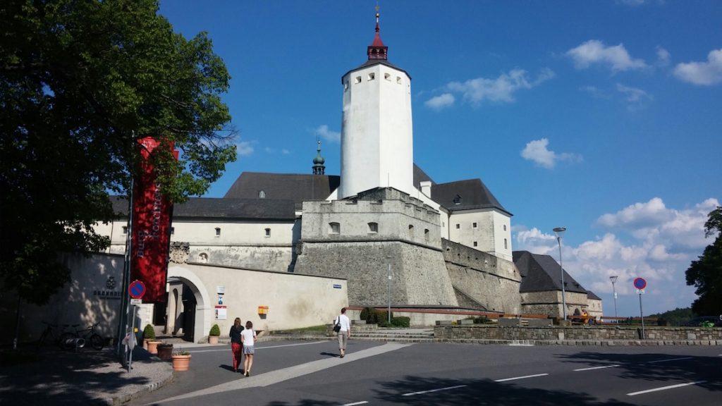 zamek Forchtenstein Burgenland wenedi.eu