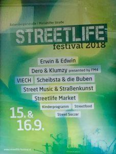 Streetlife Festival 2018 @ Babenbergerstraße | Wien | Wien | Austria