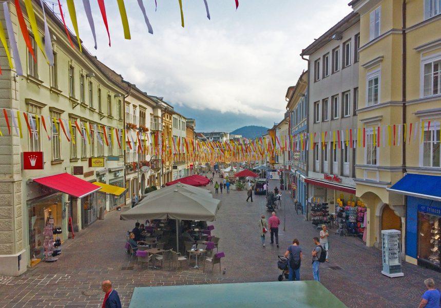 Ein Besuch in meiner Heimatstadt VillachEin Besuch in meiner Heimatstadt Villach