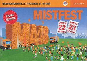 Mistfest 2018 @ Garage Hernals | Wien | Wien | Austria