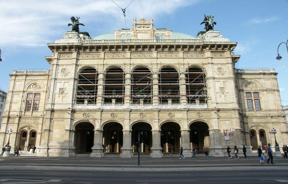 Die Wiener StaatsoperDie Wiener Staatsoper