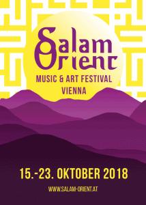 Salam Orient Festival 2018 @ Wien | Wiedeń | Wiedeń | Austria