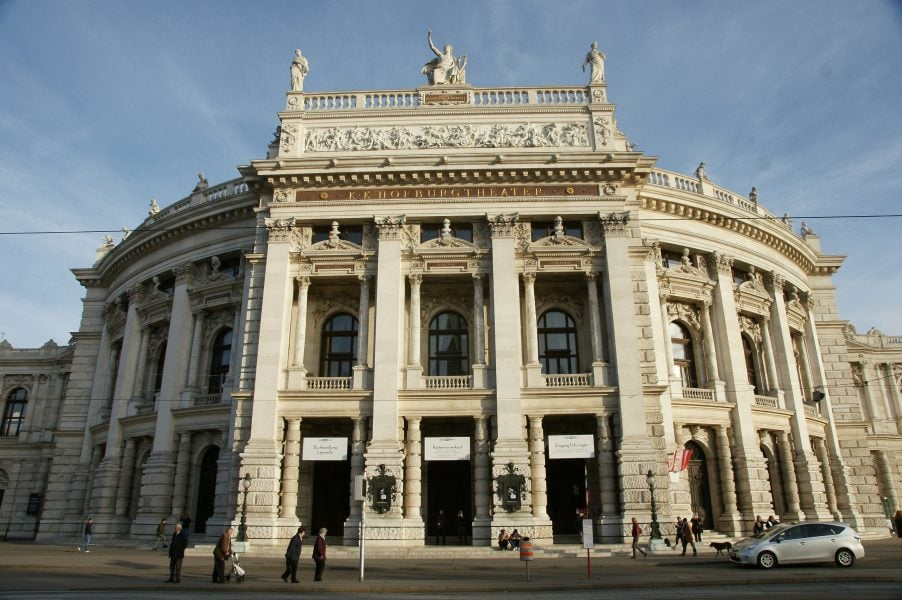 Das BurgtheaterDas Burgtheater