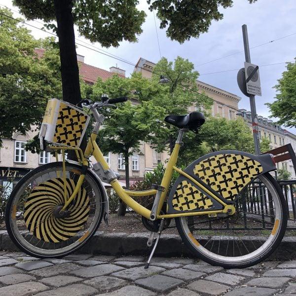 Citybike of Vienna
