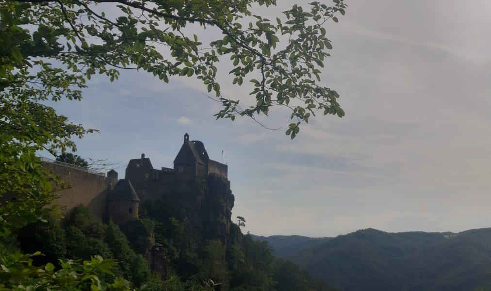 Ausfluggstipp: Burgruine Aggstein!Ausfluggstipp: Burgruine Aggstein!