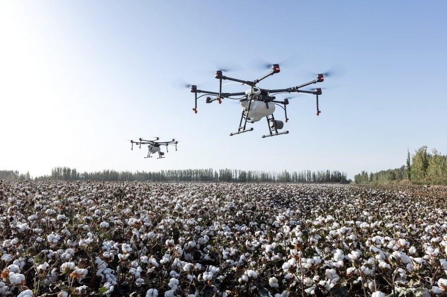 Drohnen im Auftrag einer nachhaltigen Entwicklung?Drohnen im Auftrag einer nachhaltigen Entwicklung?