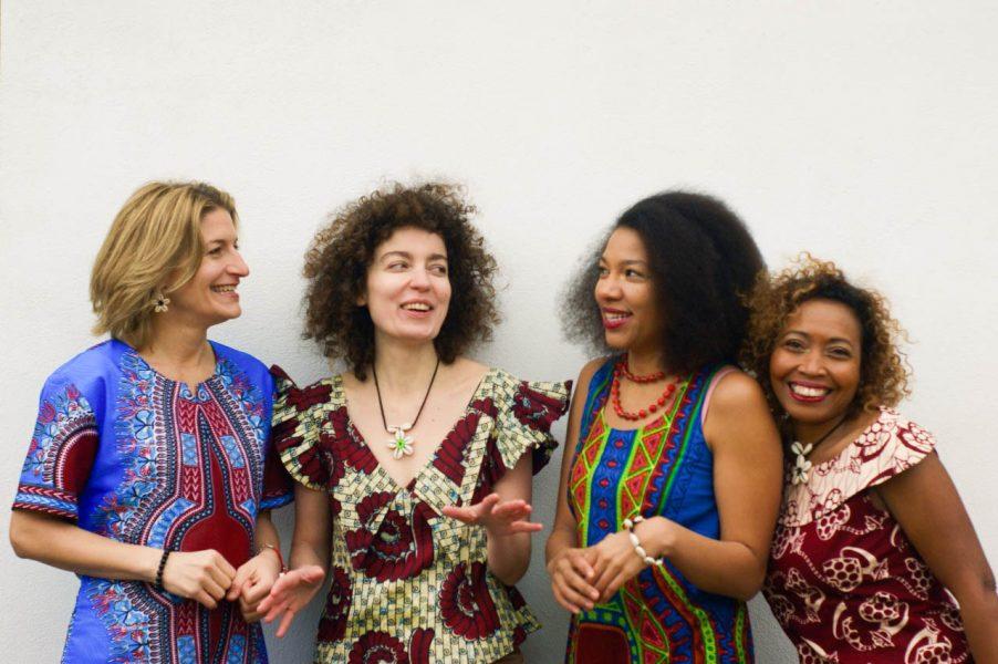 Sualia – Vier Frauen, ein WegSualia – Vier Frauen, ein Weg