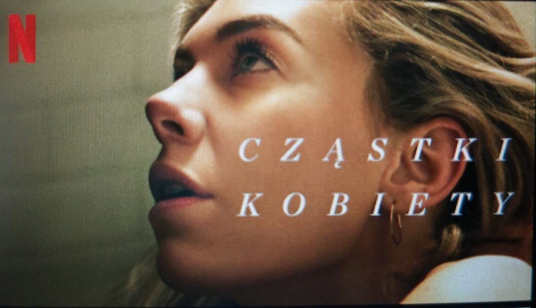 "You're ashamed of me – ""Cząstki kobiety""You're ashamed of me – ""Cząstki kobiety"""